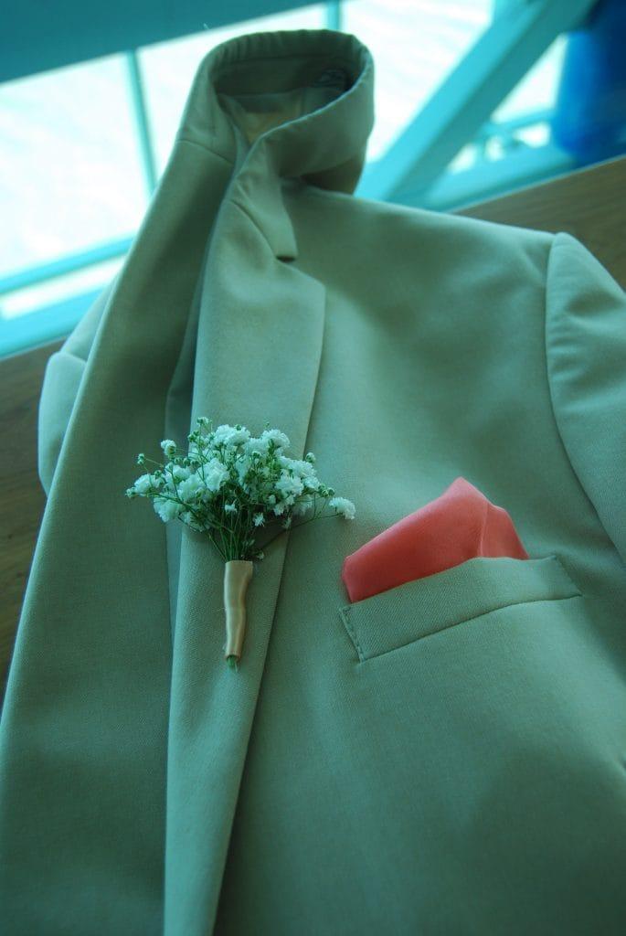 Boutenierre   Jacket 685x1024 - Details and Decoration