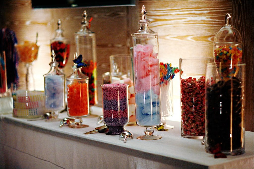 Candy Display 1024x683 - Details and Decoration