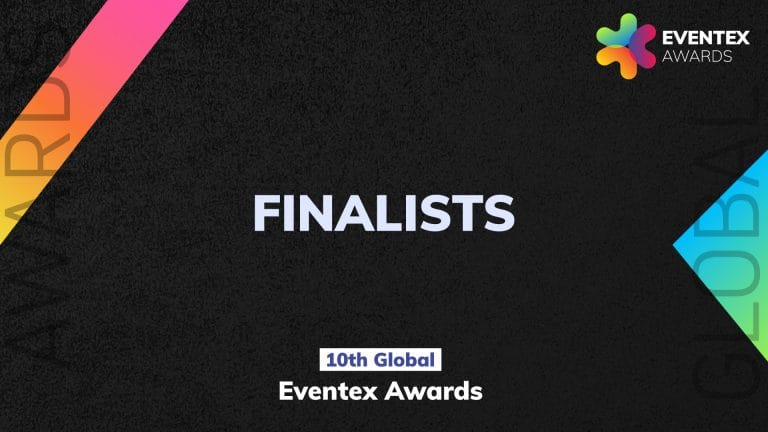 Eventex 2020 Finalists Press - We are a Finalist in the 10th Global Eventex Awards!