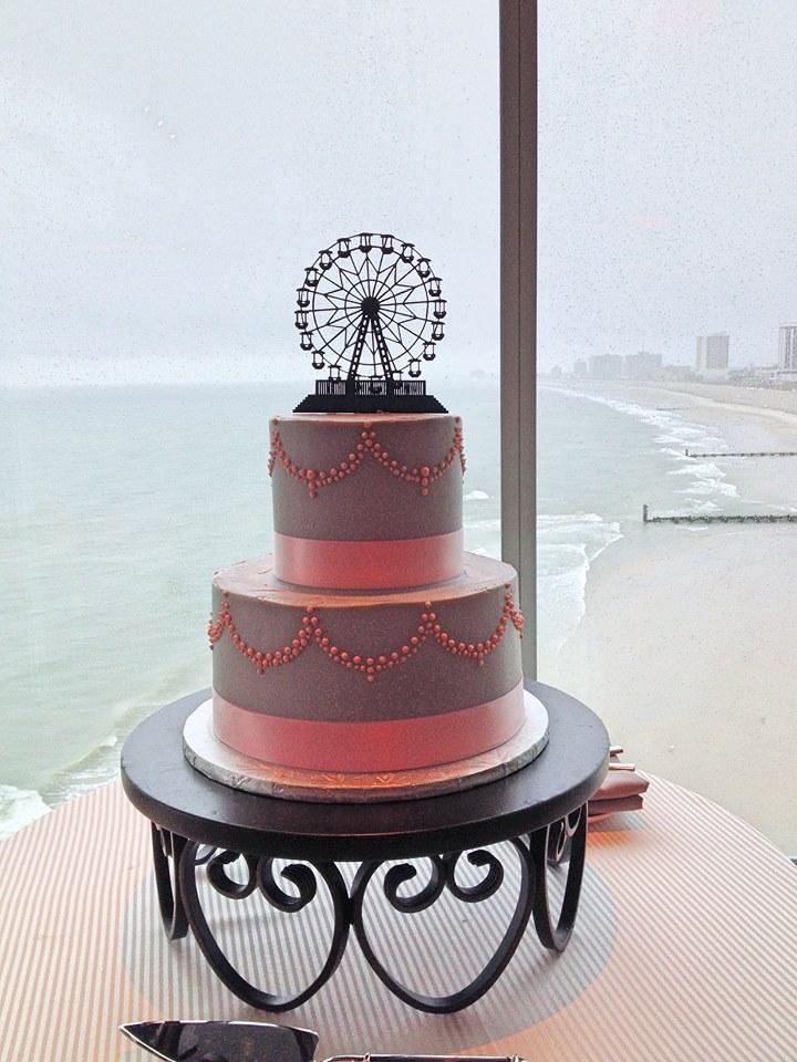 Cake 10 - Wedding Cake