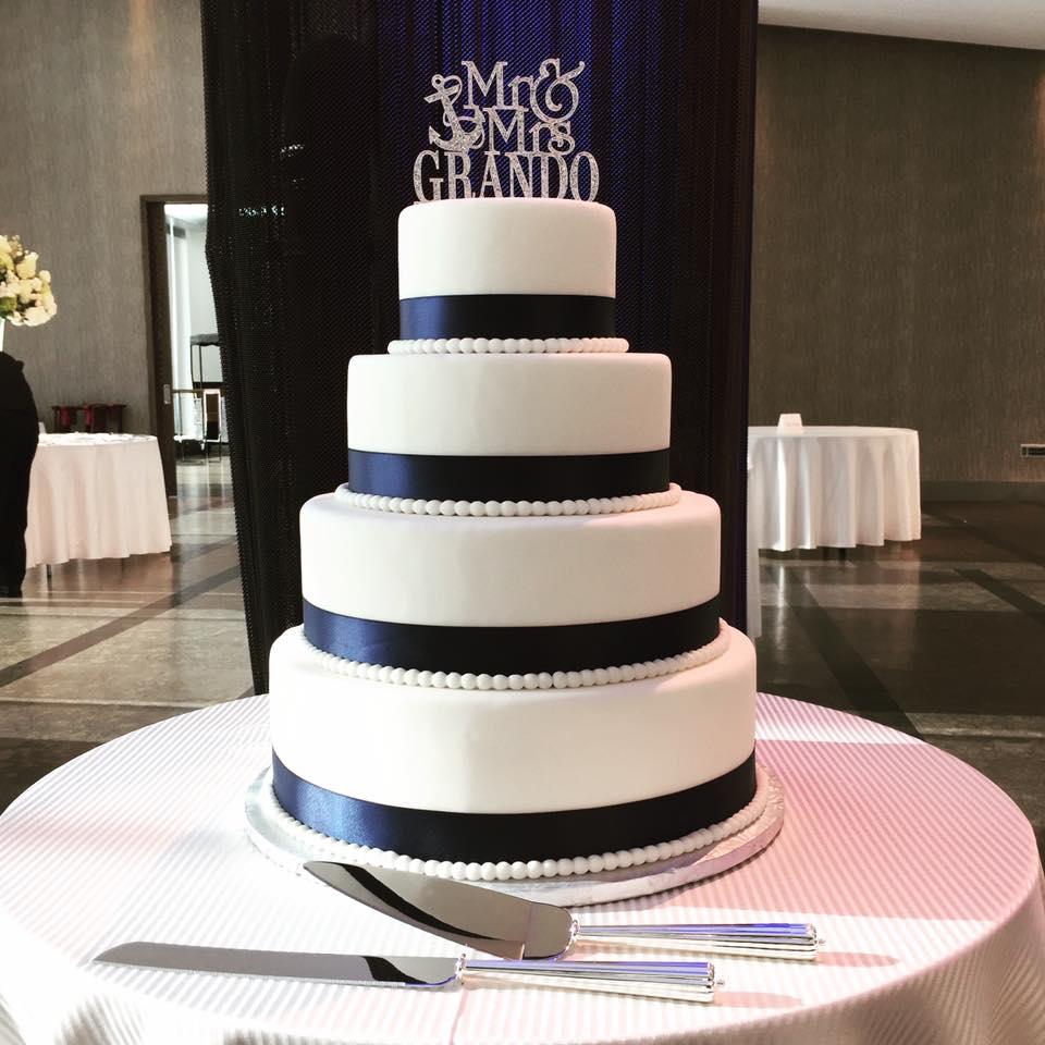Cake 14 - Wedding Cake
