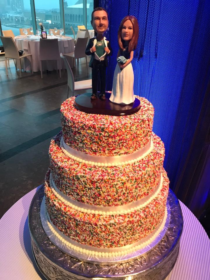 Cake 17 - Wedding Cake