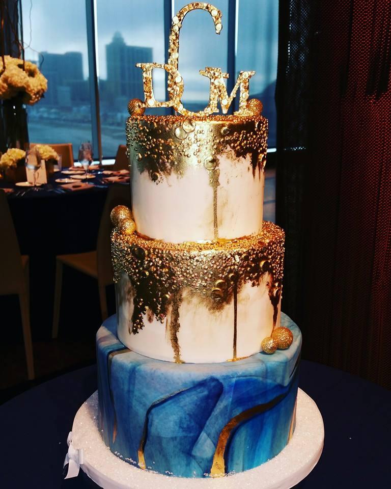 Cake 4 - Wedding Cake