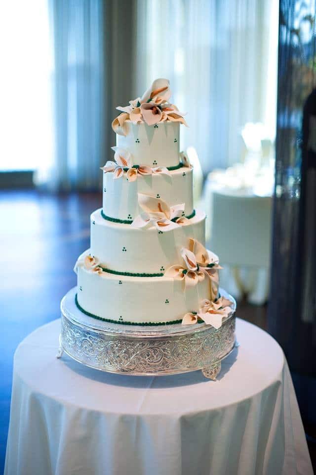 Cake 5 - Wedding Cake