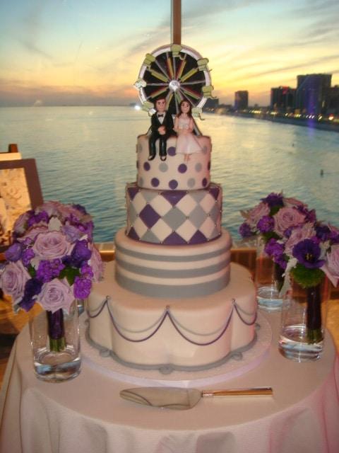 DSC02298 - Wedding Cake