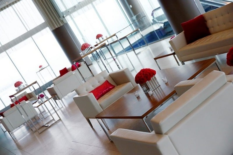 one atlantic lobby8 1 - Lobby
