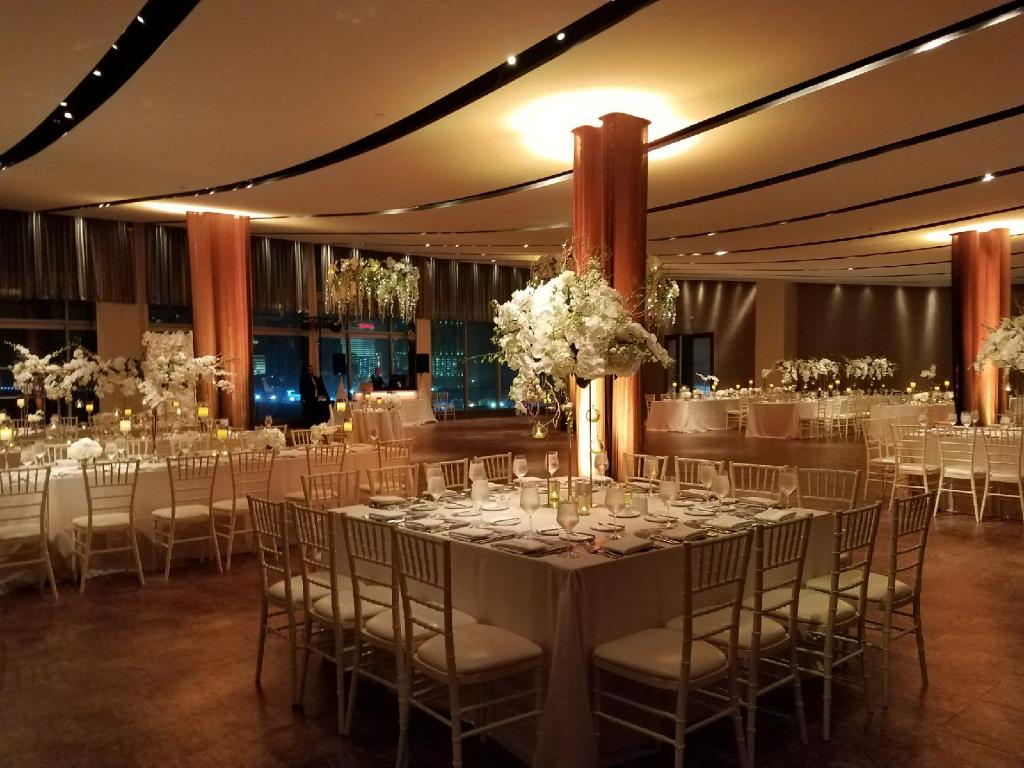 Square   Long Tables - Receptions