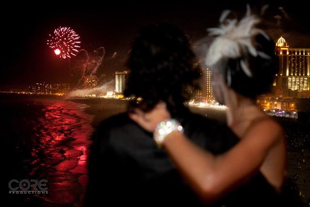 Tropicanna Fireworks - Receptions
